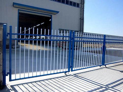 南京锌钢护栏门