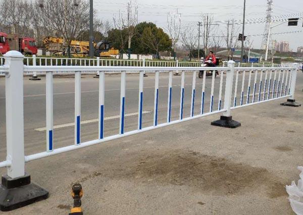 南京市政道路护栏